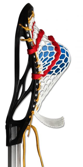 Warrior Evo 4 Hs Pockets Ustring Stringing Tutorials