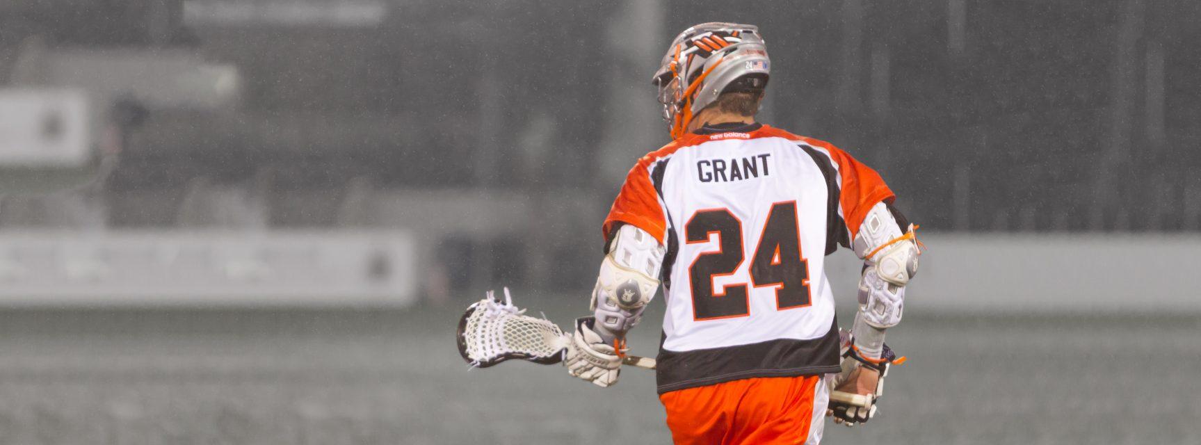 StringKing Lacrosse Pro John Grant Jr Retirement