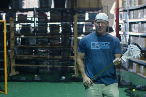 John Grant Jr. Complete Jr. Lacrosse Stick