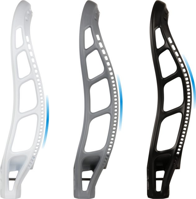 StringKing Mark 2 Lacrosse Head Family Sidewall Comparison Color Options