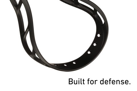 StringKing Mark 2D Unstrung Defense Lacrosse Head Scoop Black