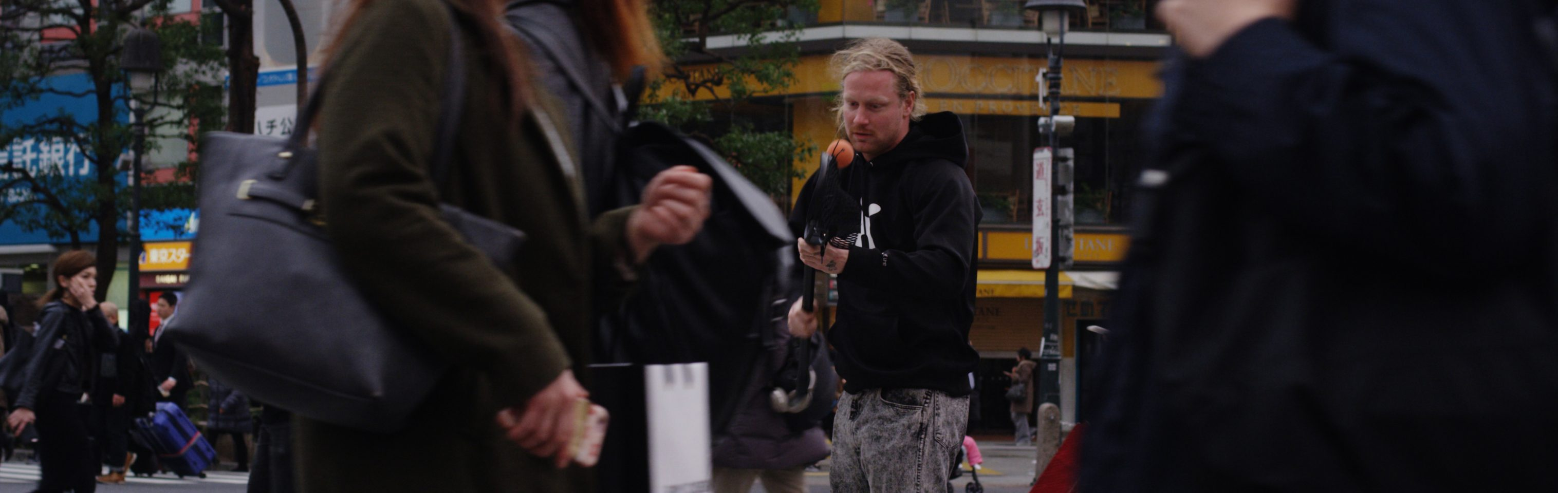 StringKing Pro Lacrosse Player Matt Gibson Coaching in Japan Arigato Series