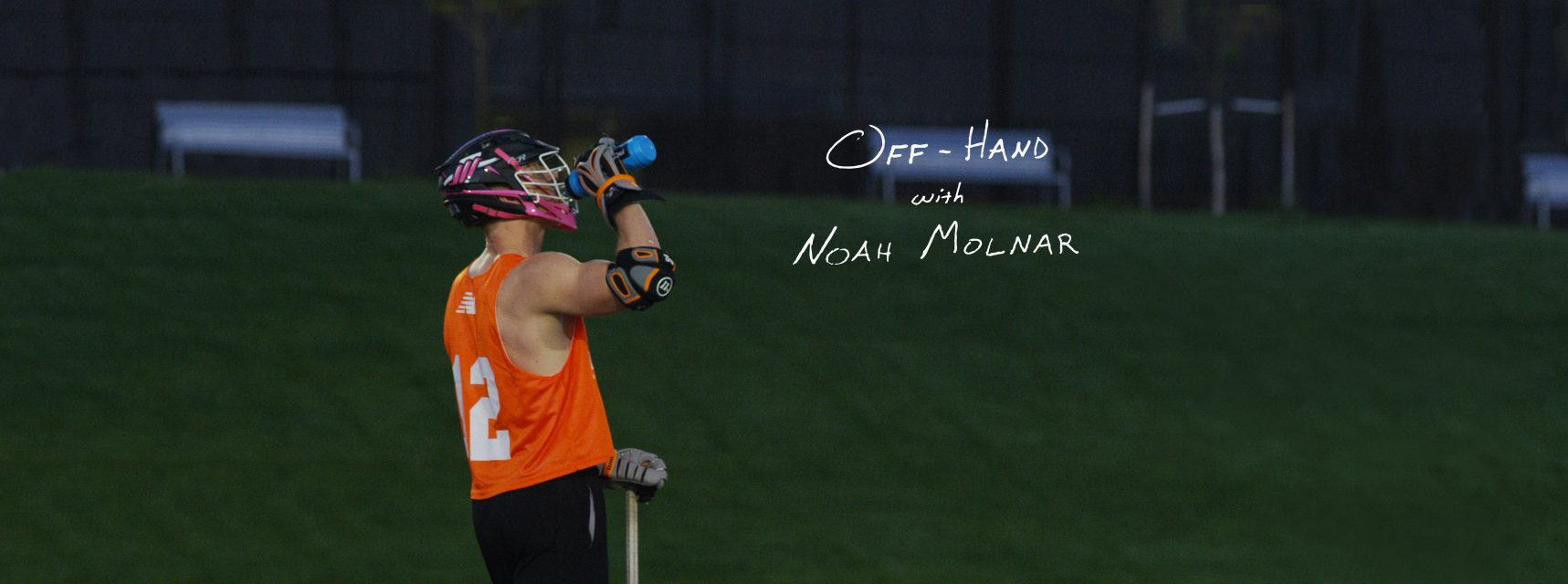Off-Hand with StringKing Pro Noah Molnar Denver Outlaws Major League Lacrosse