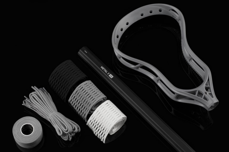 All Lacrosse Heads, Shafts, and Sticks now available on Stringking.com