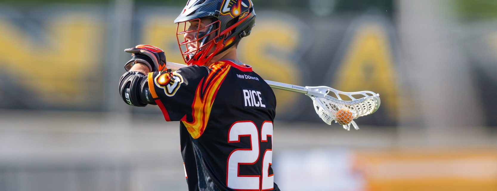 StringKing Complete Plus Lacrosse Stick - Kevin Rice