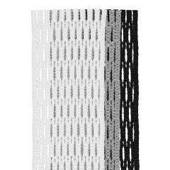 StringKing Type 3 Performance Lacrosse Mesh White Gray Black