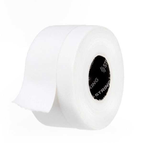 StringKing Lacrosse Accessories Lacrosse Shaft Tape White Roll