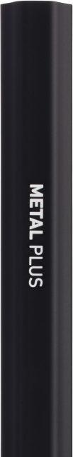 StringKing Metal Plus Lacrosse Shaft - Black
