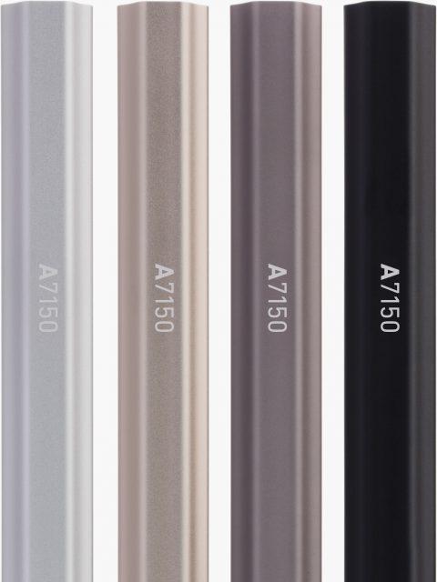 StringKing A7150 Lacrosse Shaft Color Options
