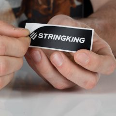 StringKing Lacrosse Stickers