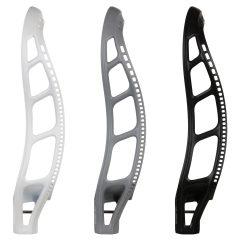 StringKing Mark 2V Midfield Lacrosse Head Unstrung Color Options - Sidewall