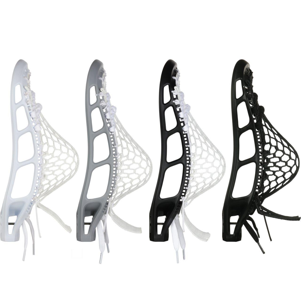 StringKing Mark 2A Attack Lacrosse Head Strung Pocket Color Options