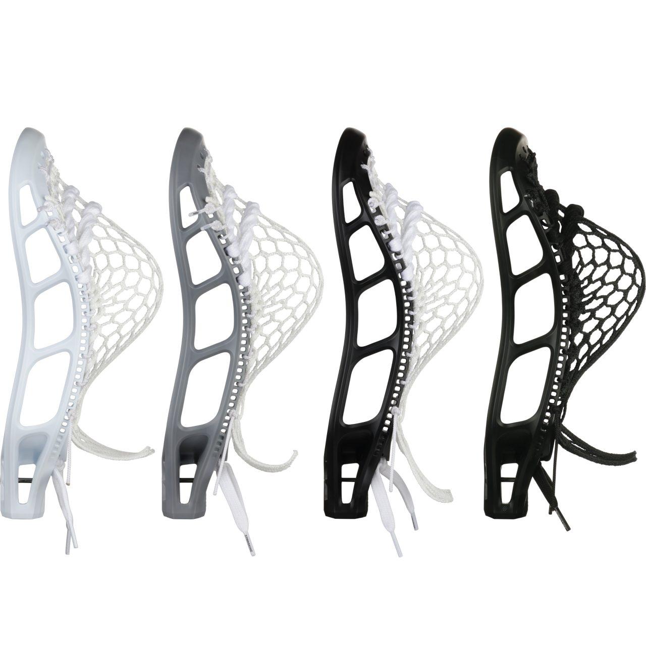 StringKing Mark 2D Defense Lacrosse Head Strung Pocket Color Options
