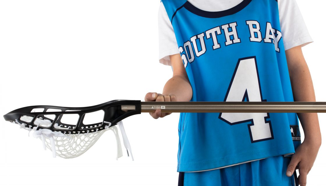 StringKing Complete Jr. Youth Lacrosse Stick Perfect Balance