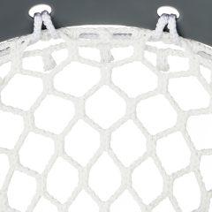 StringKing Type 4 Performance Lacrosse Mesh Topstring White
