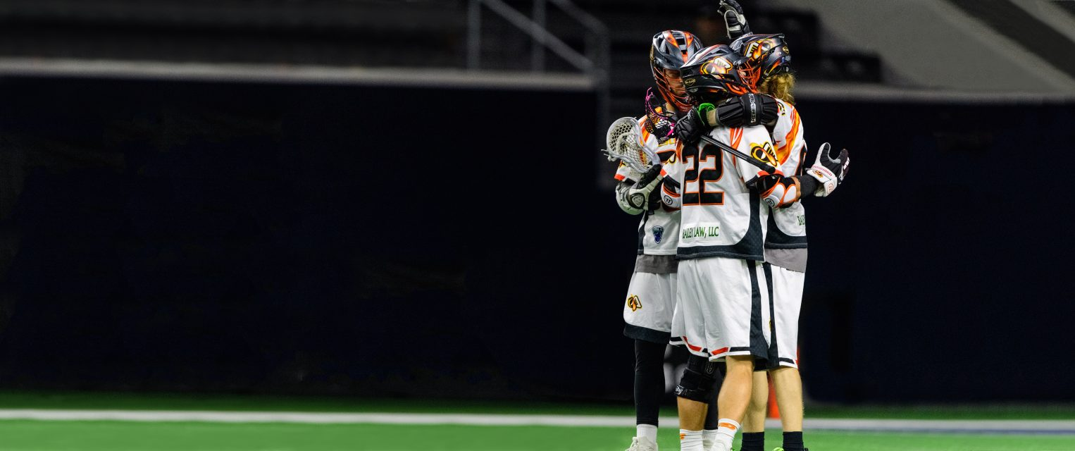 StringKing Pros Atlanta Blaze Major League Lacrosse
