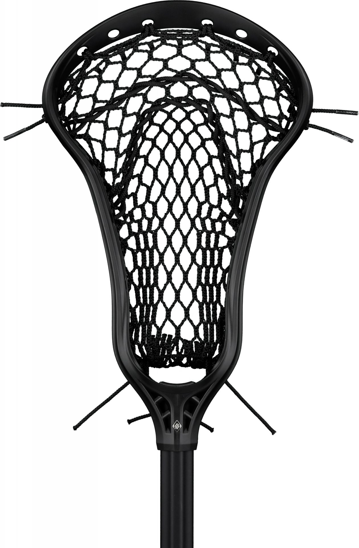 StringKing Women's Complete 2 Pro Offense Front View Black Strung Home