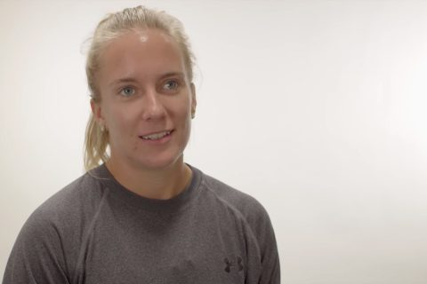 Meet the StringKing Pros Shelby Fredericks WPLL Upstate Pride Women's Professional Lacrosse