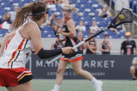 Catching Up With StringKing Pro Alyssa Leonard WPLL Baltimore Brave