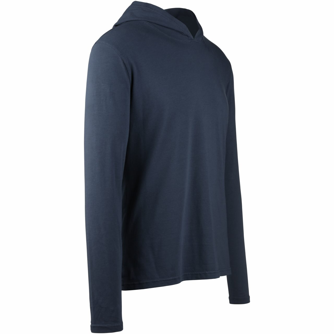 StringKing Apparel Hoodie Casual Light Navy Angle View